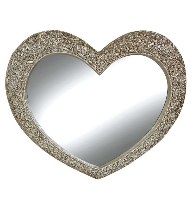 PMR HEART MIRROR