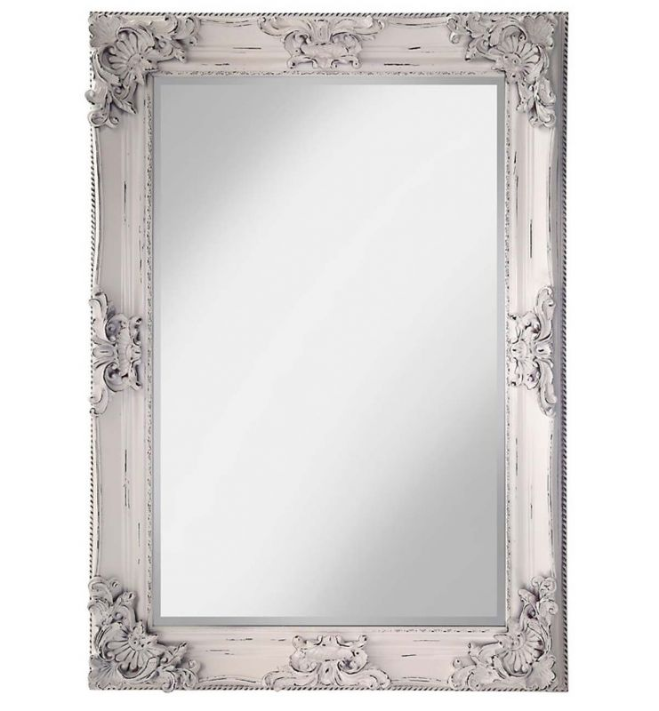 FRENCH STYLE TRADITIONAL MIRROR