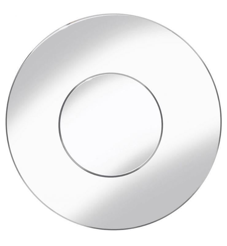 PRESTIGE CIRCLE MIRROR SILVER 100X100