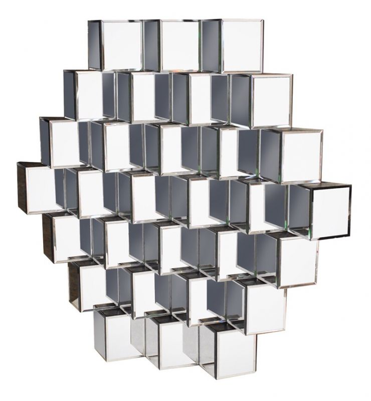HONEYCOMB MEDIUM MIRROR
