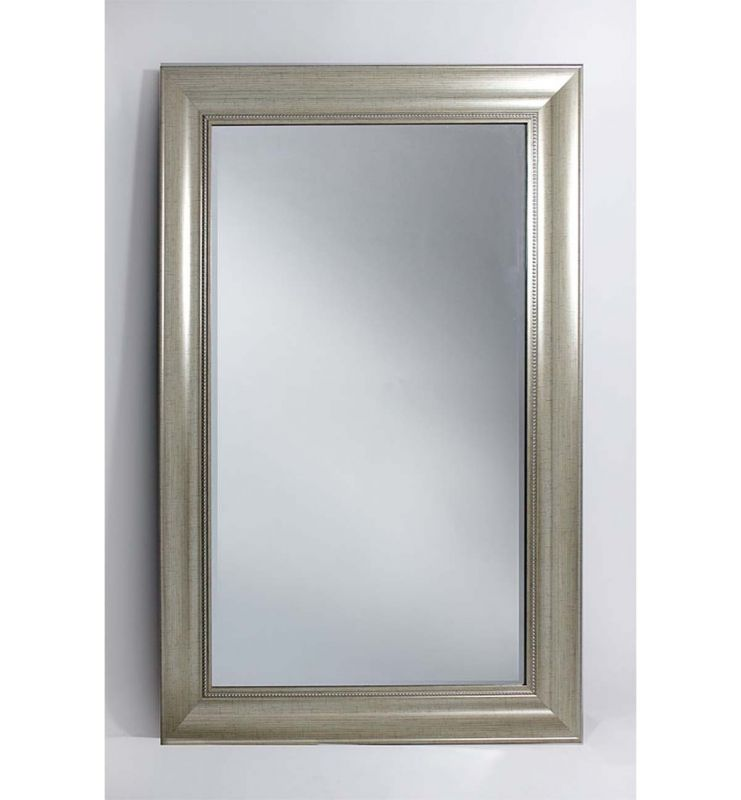 CONTEMPORARY MODE MIRROR CHAMPAGNE 120X50