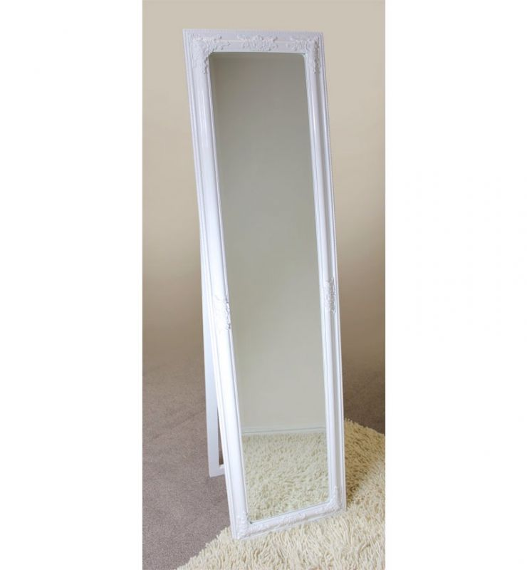 CHEVAL ROCCO MIRROR WHITE 45X170
