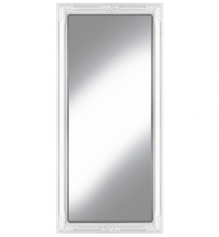 ROCCO LARGE WALL MIRROR WHITE
