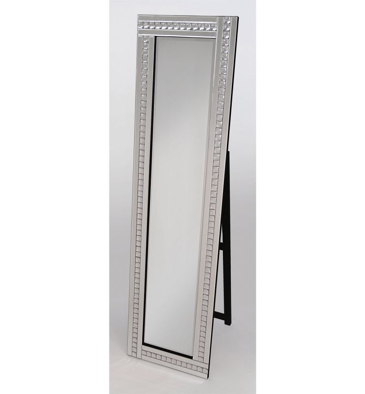 PO918CRYSTAL CHEVAL MIRROR 40X150