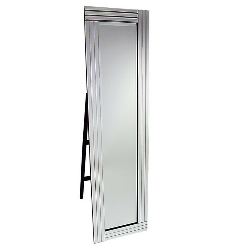 CHEVAL TRIPLE BAR MIRROR SILVER 40X150