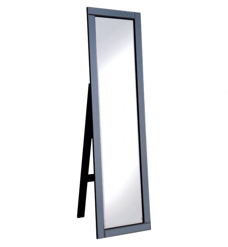 CHEVAL FLAT BAR MIRROR SMOKE 40X150