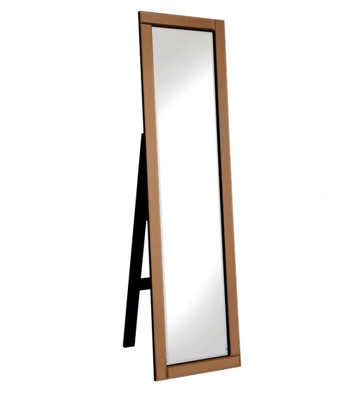 CHEVAL FLAT BAR MIRROR BRONZE 40X150