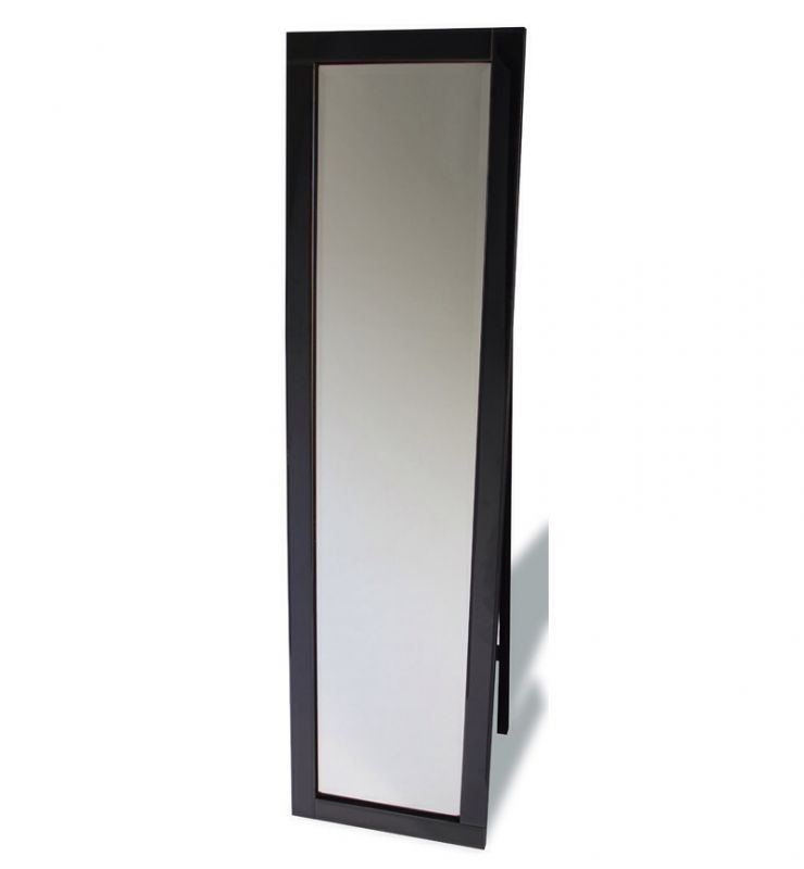 CHEVAL FLAT BAR MIRROR BLACK 40X150