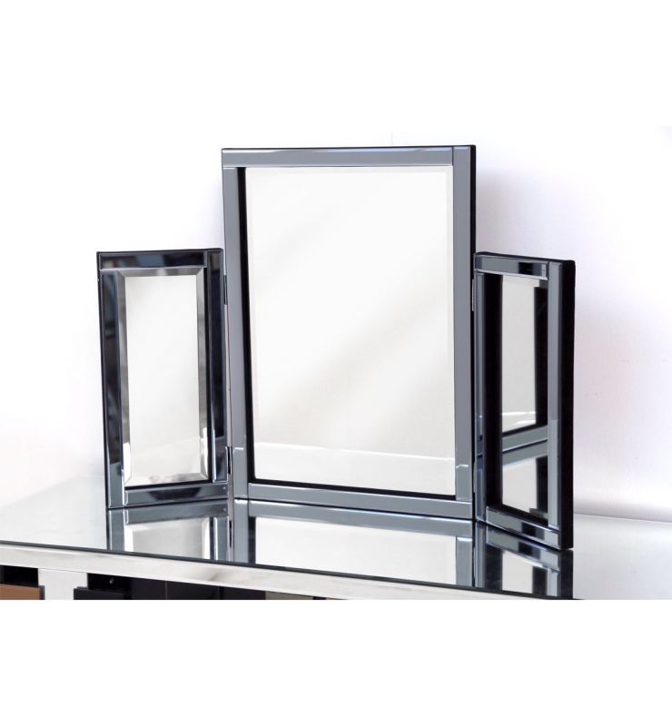 DRESSING TABLE MIRROR SMOKE 78X54