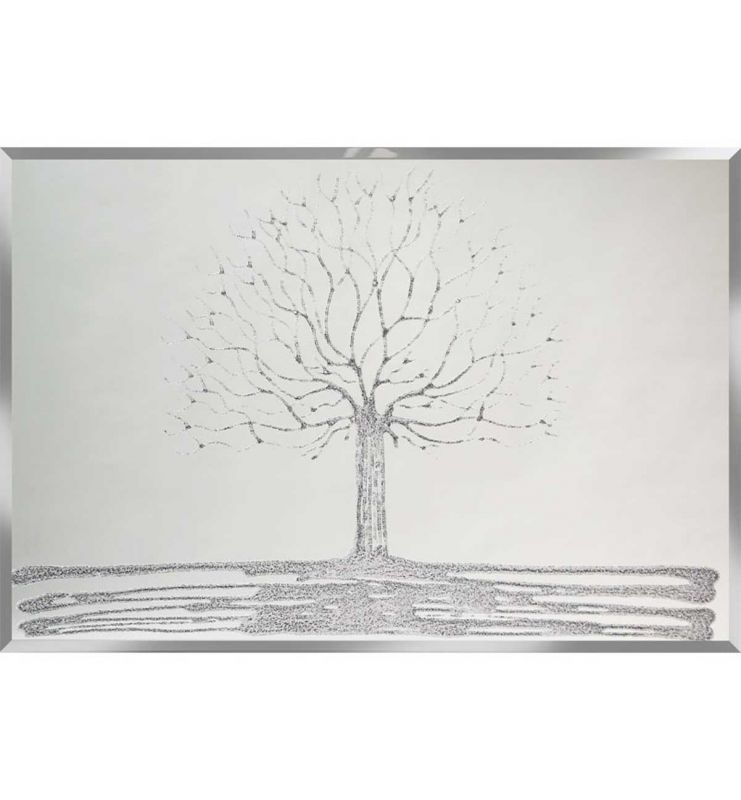 GLITTER TREE 100CM X 60CM