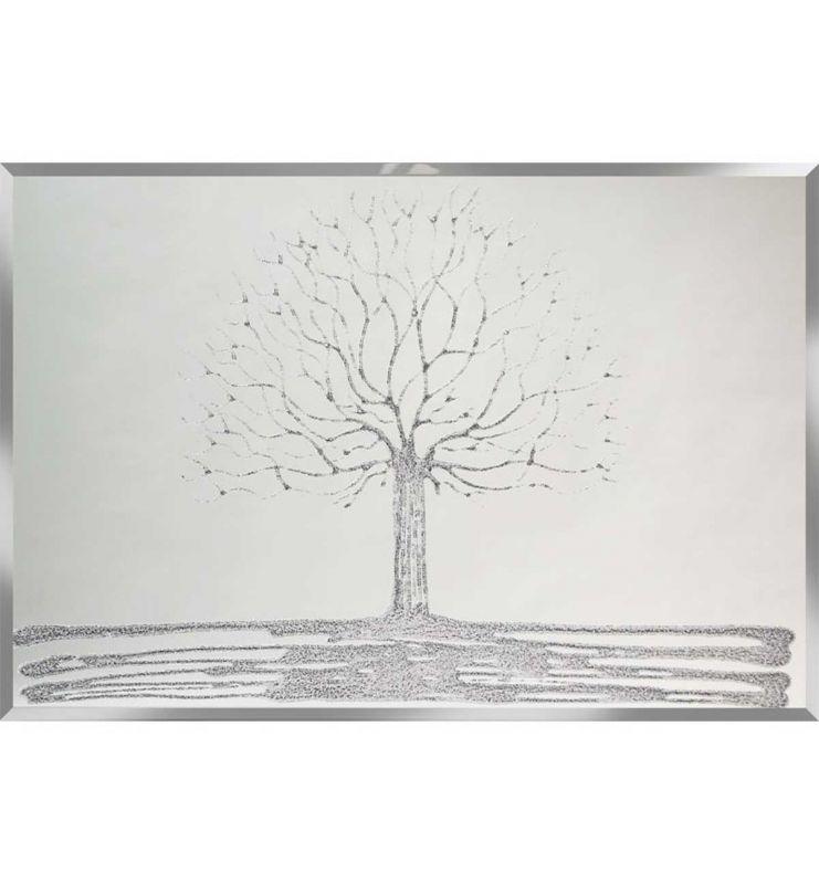 GLITTER TREE 75CM X 75CM
