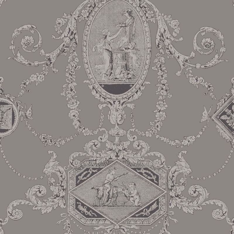 TOILE PEWTER